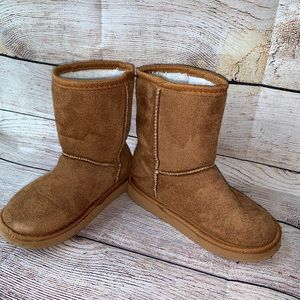 Other - Girls Size 13 Tan Boots